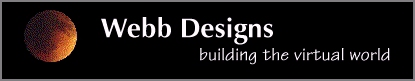 Webb Designs - building the virtual world