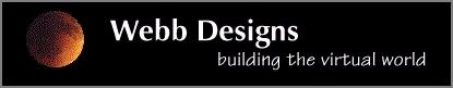 Webb Designs - building the virtual world